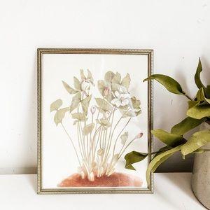 Vintage floral #3